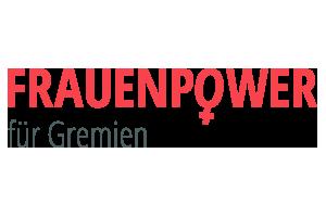 Frauenpower für Gremien